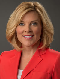 NBC Anchor shares her opinion of Barbara's work at the Testimony Button on this web site
